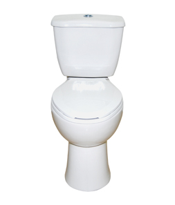 High Efficiency Low Flow Toilets In Round Or Elongated Bowl, With Top Mount  Dual Flush Or Side Flush Handle.
