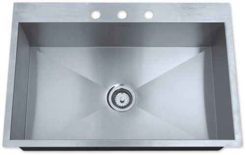 Topmount SS Kitchen Sink