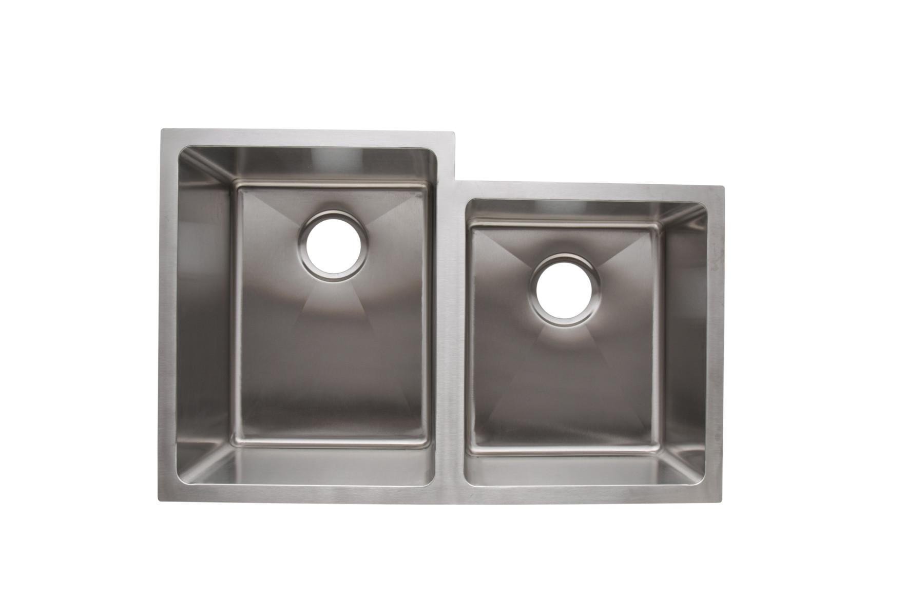as336 31 u2033 x 20 u2033 x 9 u2033 7 u2033 16g double bowl undermount legend stainless steel kitchen sink as331 31   x 20   x 9   7   18g double bowl undermount legend      rh   amerisink com