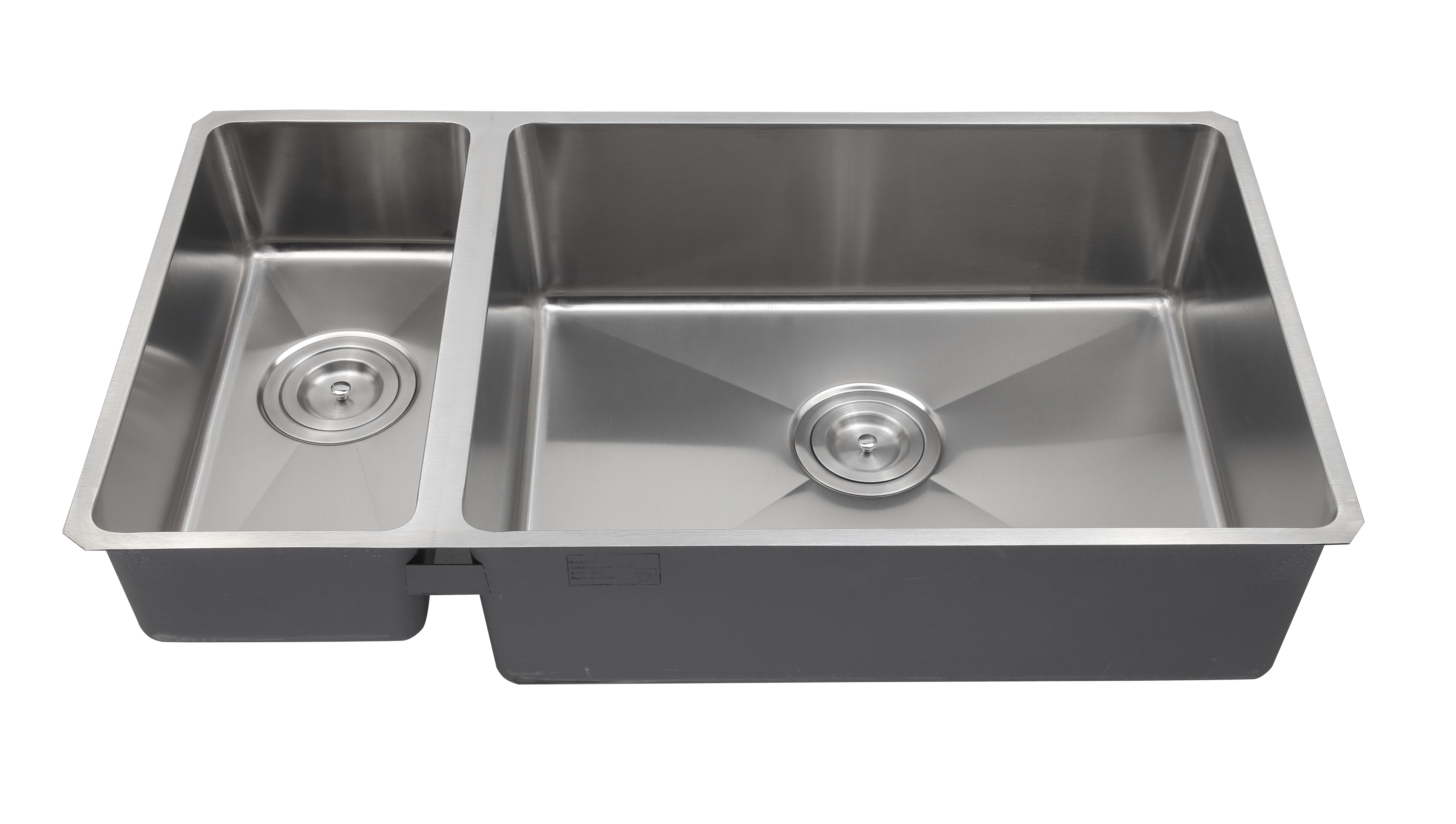 Elegance Undermount Granite Composite Double Bowl Kitchen Sink Reviews