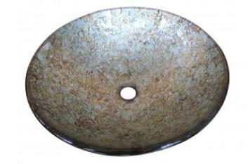 Vessel Glass Sink