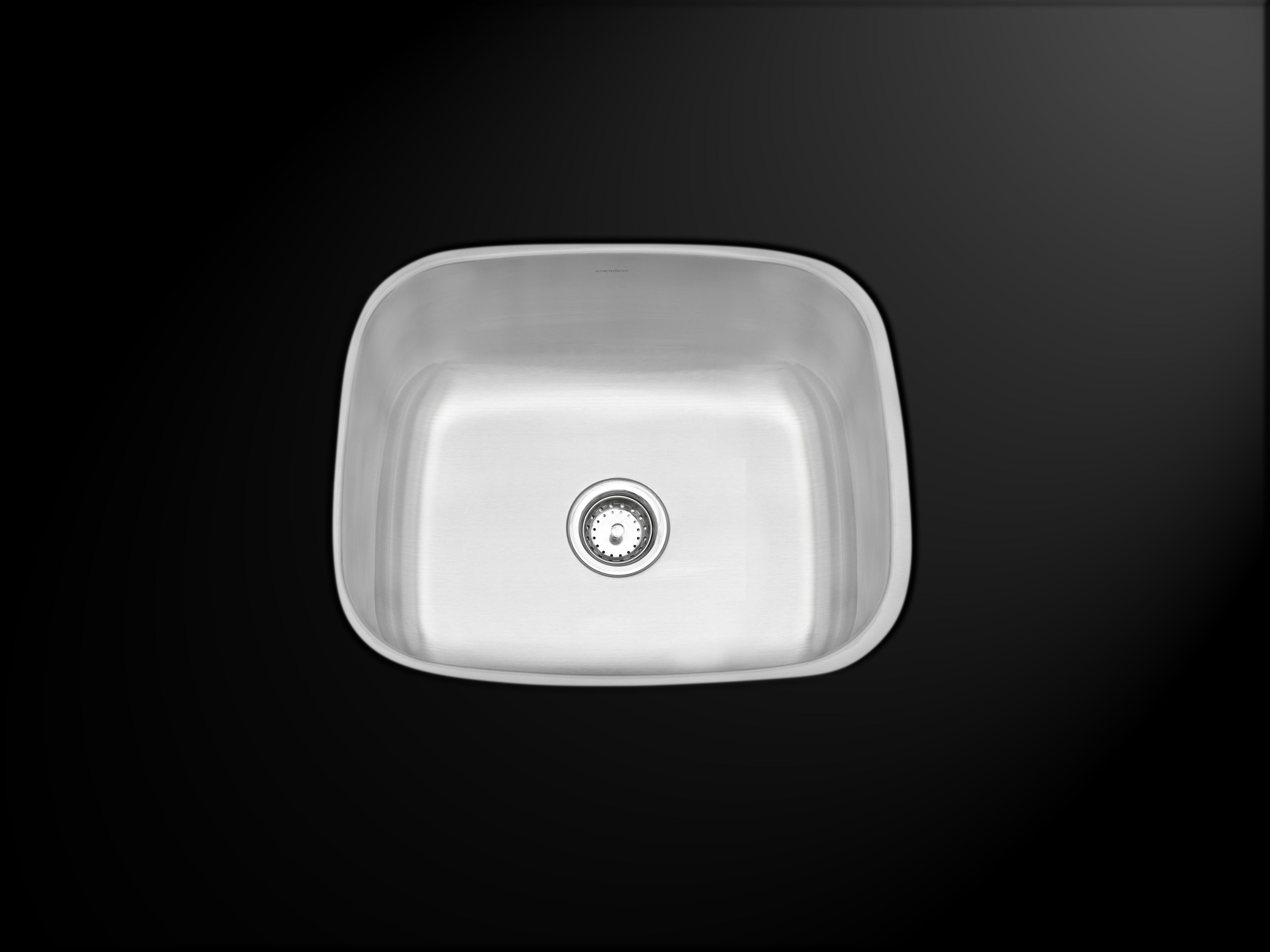 ... Stainless Steel Bar Sink. Undermount SS Kitchen Sink