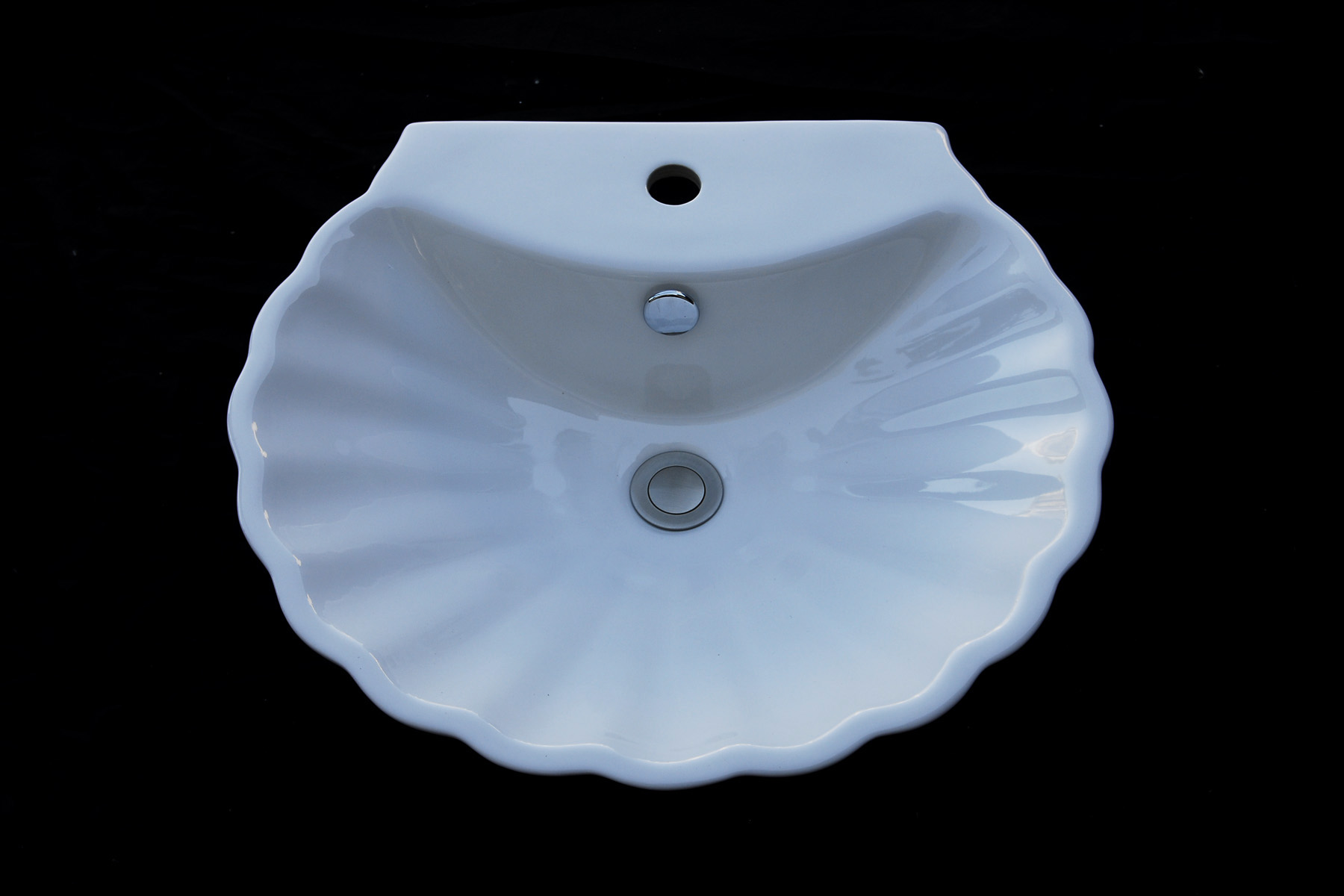 Vessel Porcelain Bathroom Sink