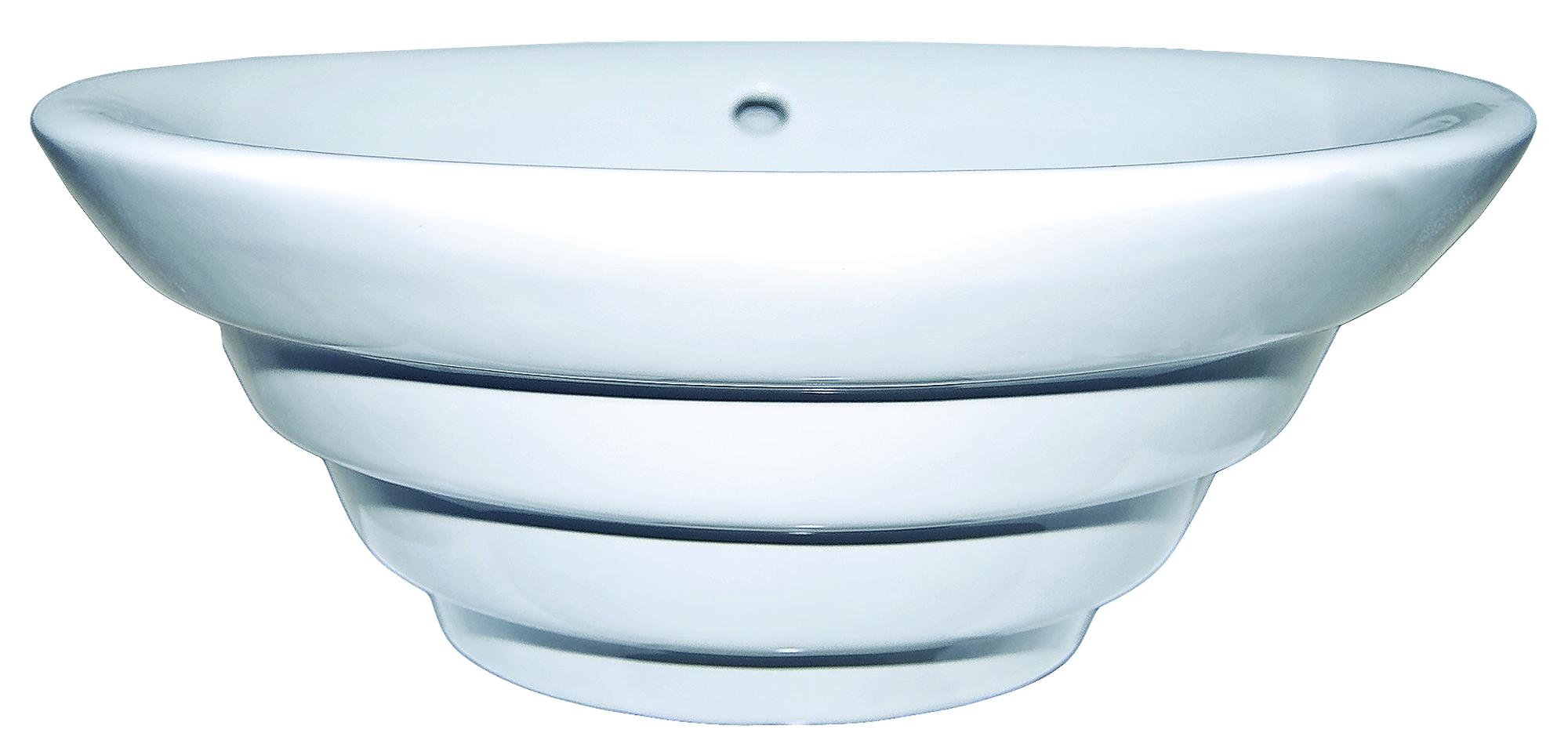 Vessel Porcelain Bathroom Sink