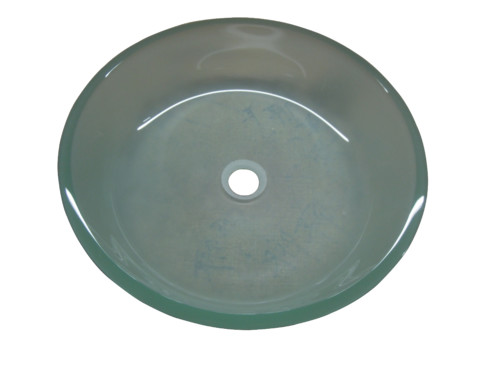 Vessel Glass Sink